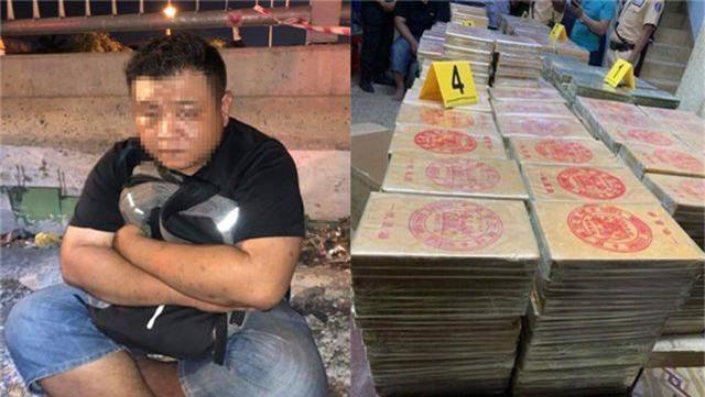 Tài xế dẫn đường cho người Đài Loan cùng 895 bánh ma tuý được trả 1,2 triệu đồng - 1