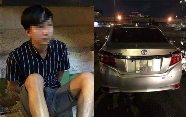 Tài xế dẫn đường cho người Đài Loan cùng 895 bánh ma tuý được trả 1,2 triệu đồng - 2