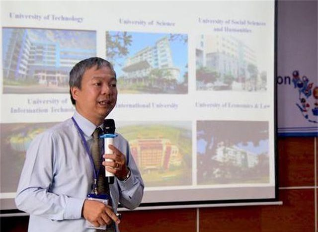 ĐH Quốc gia TPHCM sẵn sàng đón hơn 34.000 thí sinh dự thi đánh giá năng lực - 1