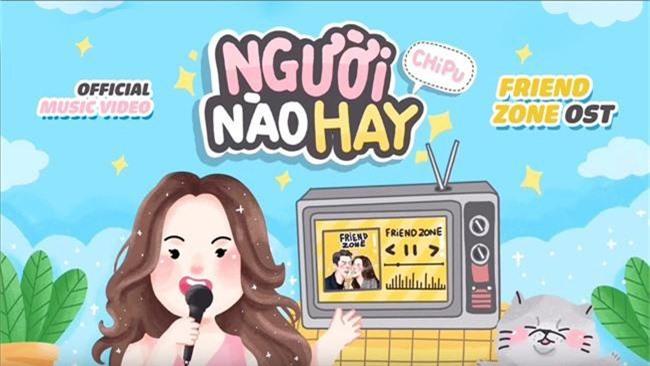 Sau màn khoe giọng trong Friend Zone, Chi Pu lập tức tung MV nhạc phim phiên bản tiếng Việt - Ảnh 8.