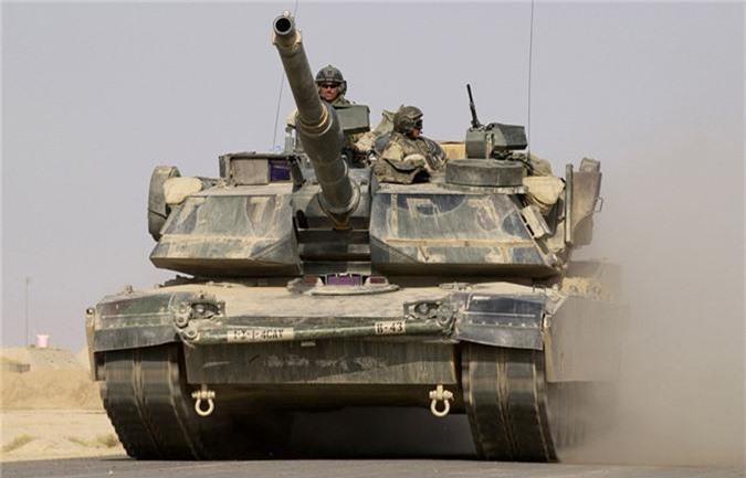 Sieu tang M1A2X ma Dai Loan muon mua cua My co manh?