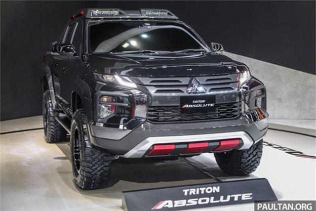 Triton Absolute - Trai hư nhà Mitsubishi - 4