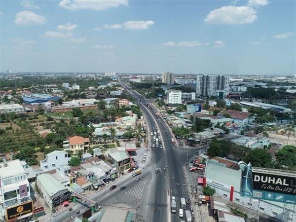 Thuận An, Bình Dương – điểm sáng thị trường Bất động sản 2019 (Ảnh: LL)