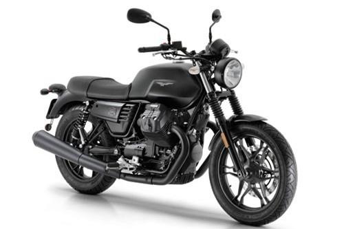 Moto Guzzi V7 III Stone 2019.