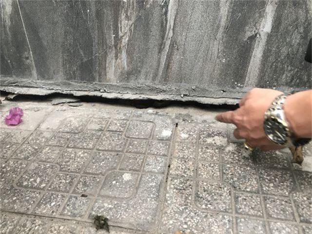 Hà Nội: Hãi hùng 80 căn hộ trong khu đô thị bị sụt lún, nứt toác - 10