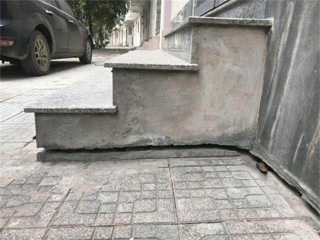 Hà Nội: Hãi hùng 80 căn hộ trong khu đô thị bị sụt lún, nứt toác - 9