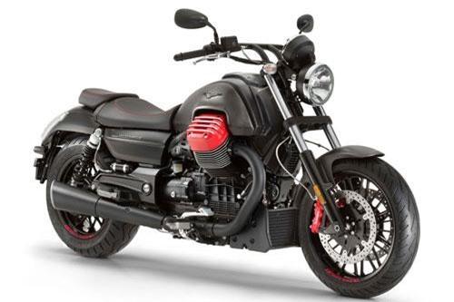 Moto Guzzi Audace 2019.