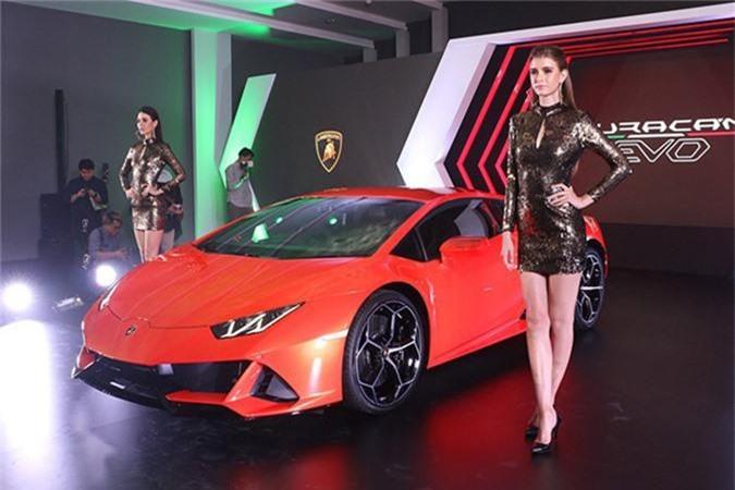 Lamborghini Huracan EVO 2020.