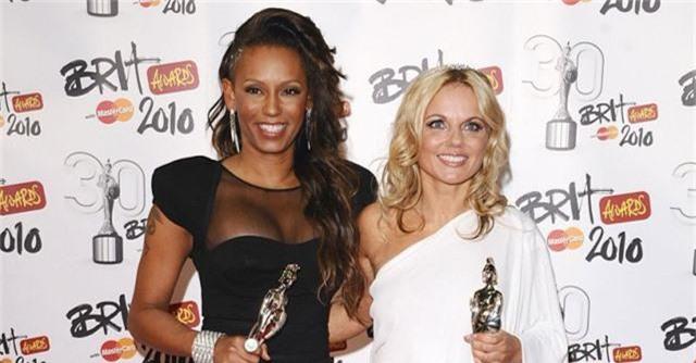 Geri phủ nhận từng qua đêm với thành viên của Spice Girls, bày tỏ sự thất vọng với Mel B - Ảnh 1.