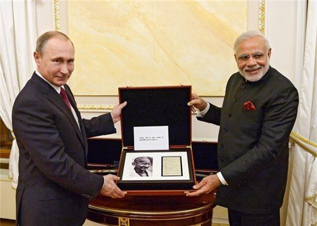 Phong cách ngoại giao đời thường của ông Putin - 2
