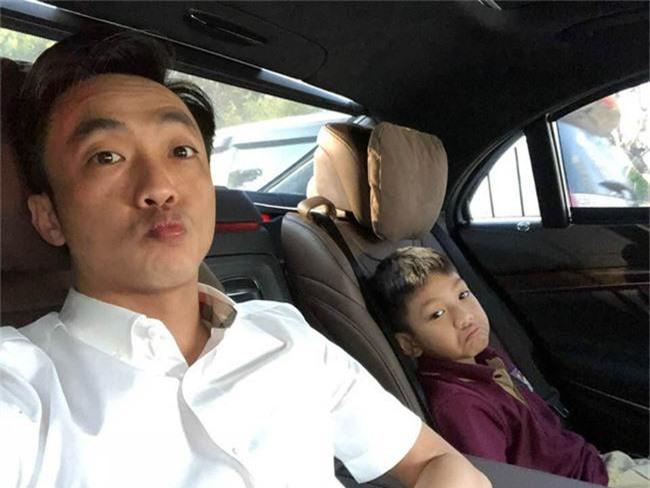 Cường Đô la tự hào khoe clip con trai Subeo mới 9 tuổi đã bắn tiếng Anh như gió - Ảnh 4.
