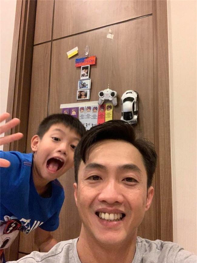 Cường Đô la tự hào khoe clip con trai Subeo mới 9 tuổi đã bắn tiếng Anh như gió - Ảnh 5.