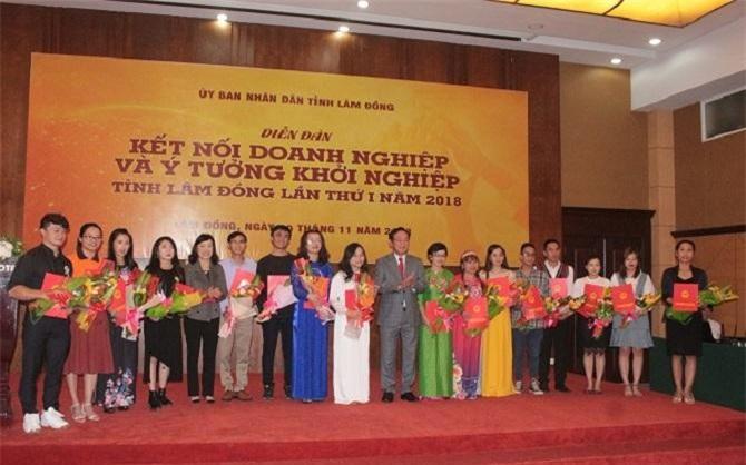 Công tác hỗ trợ khởi nghiệp của tỉnh Lâm Đồng bước đầu có những kết quả tích cực nhưng cần đột phá hơn hơn nữa, nhất là công tác hỗ trợ khởi nghiệp sáng tạo (Ảnh: VH)
