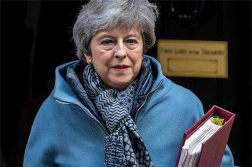 Thủ tướng Anh Theresa May phải đối mặt với sự phản đối trong nội bộ đảng Bảo thủ về kế hoạch Brexit. (Ảnh: Getty)
