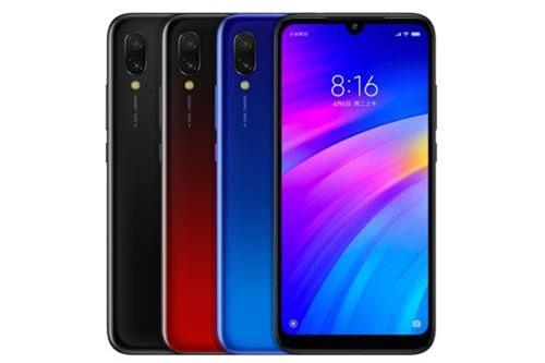 Xiaomi Redmi 7.