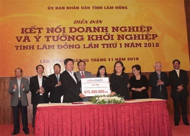 Lâm Đồng tích cực kêu gọi sự hỗ trợ của các tổ chức có uy tín trong và ngoài nước hỗ trợ khởi nghiệp (Ảnh: VH)