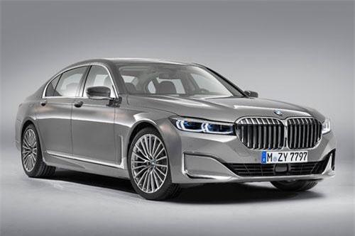 BMW 7-Series 2020.