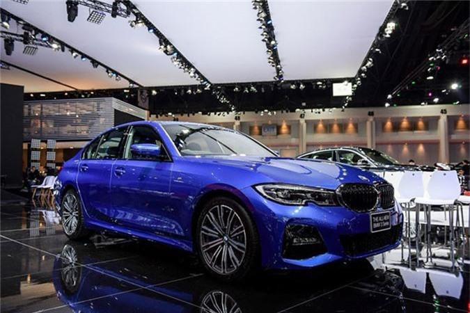 BMW 3-Series 2019 gia 2,1 ty tai Thai, sap ve Viet Nam-Hinh-10