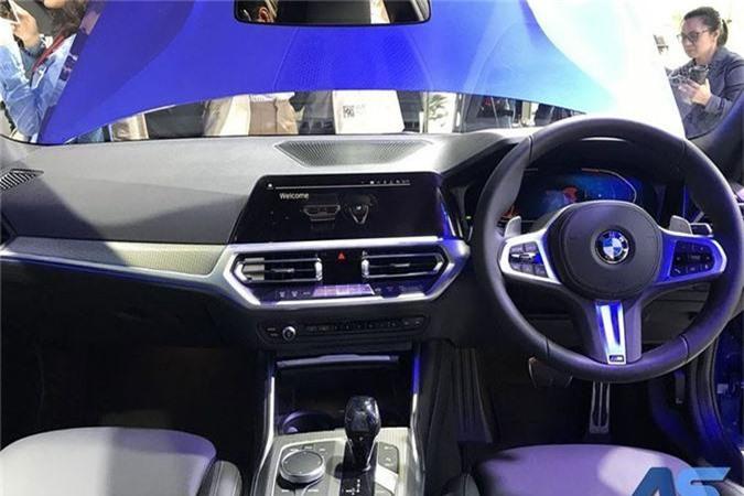 BMW 3-Series 2019 gia 2,1 ty tai Thai, sap ve Viet Nam-Hinh-6
