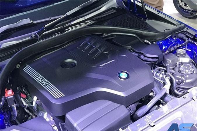 BMW 3-Series 2019 gia 2,1 ty tai Thai, sap ve Viet Nam-Hinh-8