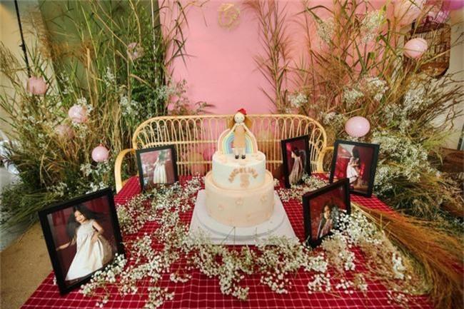 Con gái Đoan Trang xinh như thiên thần trong tiệc sinh nhật lộng lẫy mừng 5 tuổi - Ảnh 3.