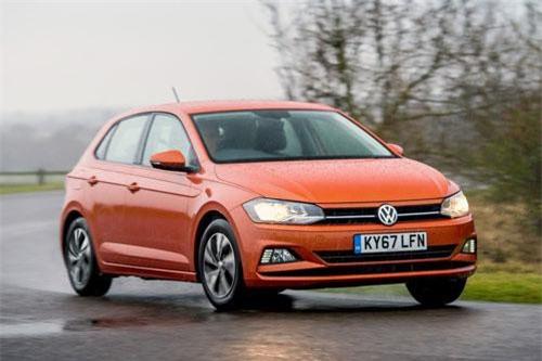 7. Volkswagen Polo (doanh số: 13.089 chiếc).