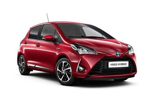 9. Toyota Yaris (doanh số: 11.400 chiếc).