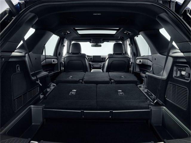Ford giới thiệu Explorer phiên bản hybrid sạc điện - 10