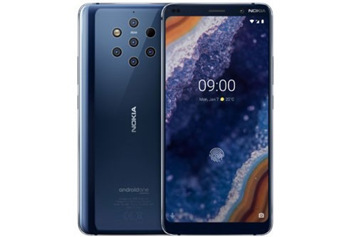Mẫu flagship mới của Nokia hỗ trợ chống bụi, chống nước theo tiêu chuẩn IP67 (có thể ngâm nước ở độ sâu 1 m trong 30 phút).