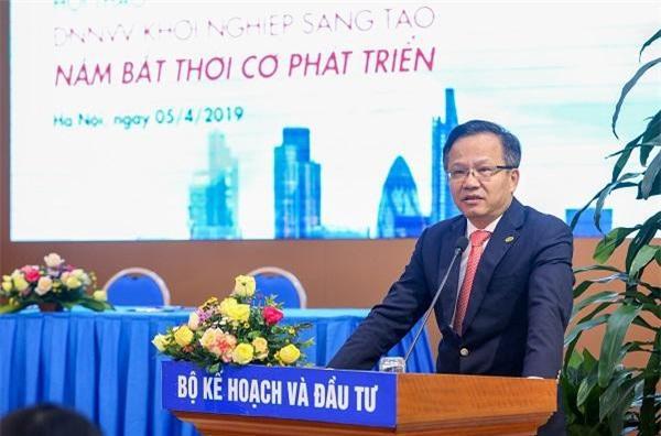 Chủ tịch kiêm Tổng Giám đốc Công ty iBosses Việt Nam Tăng Ngọc Trường An.