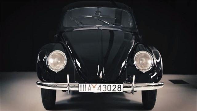 Chiếc VW Beetle độc nhất vô nhị do Porsche thiết kế và sản xuất - 11