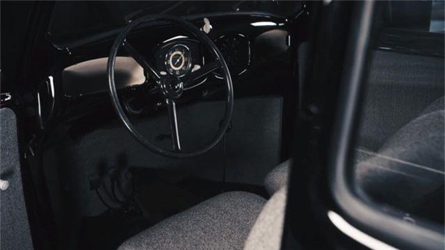Chiếc VW Beetle độc nhất vô nhị do Porsche thiết kế và sản xuất - 12