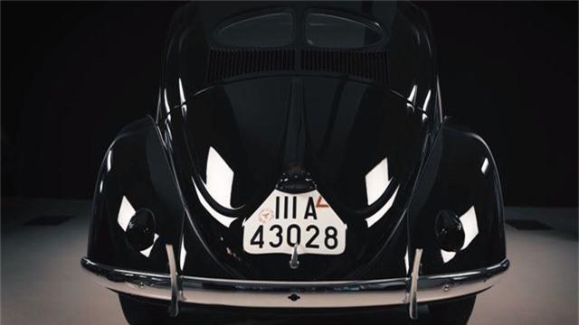Chiếc VW Beetle độc nhất vô nhị do Porsche thiết kế và sản xuất - 13