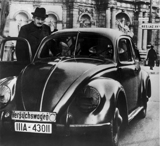 Chiếc VW Beetle độc nhất vô nhị do Porsche thiết kế và sản xuất - 2