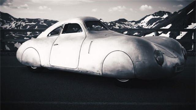 Chiếc VW Beetle độc nhất vô nhị do Porsche thiết kế và sản xuất - 5