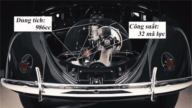 Chiếc VW Beetle độc nhất vô nhị do Porsche thiết kế và sản xuất - 6