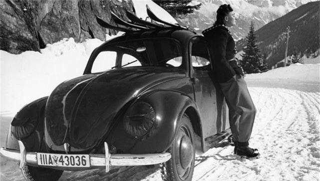 Chiếc VW Beetle độc nhất vô nhị do Porsche thiết kế và sản xuất - 7