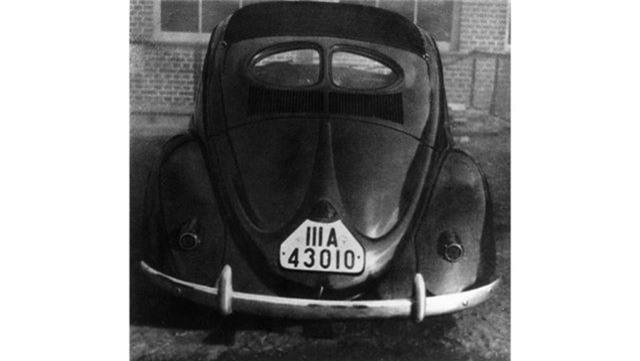 Chiếc VW Beetle độc nhất vô nhị do Porsche thiết kế và sản xuất - 9
