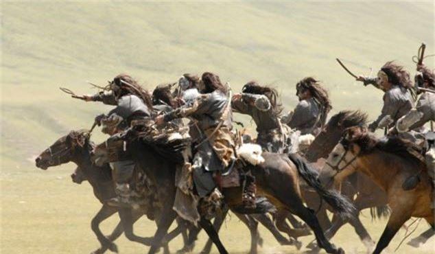 Quân Mông Cổ coi chiến lợi phẩm giống như thú săn được trong một cuộc đi săn chung, chia chúng cho tất cả mọi người theo thứ bậc.