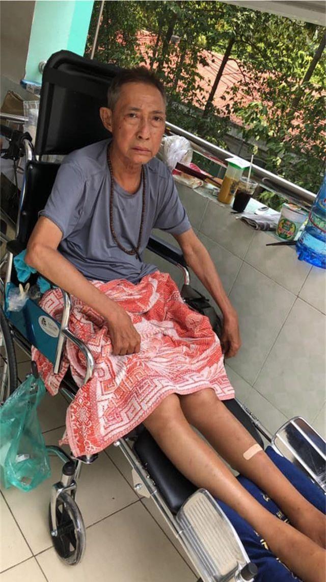 Nghệ sĩ Lê Bình phủ nhận chuyện nằm hành lang bệnh viện vì không đủ tiền viện phí - 1