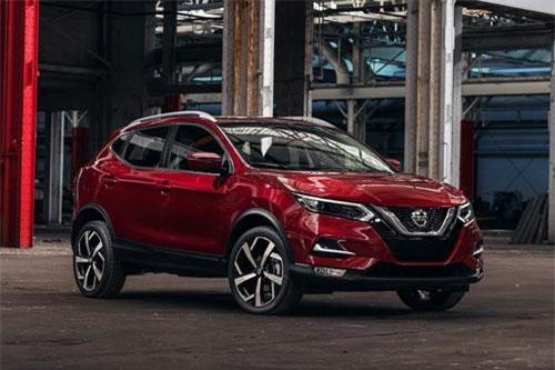 Nissan X-Trail Sport 2020.