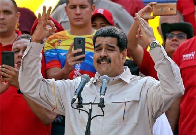 """Tổng thống Venezuela """"tố"""" đích danh Mỹ tấn công hệ thống điện - 1"""