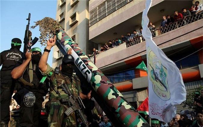 "Soi loat vu khi nguy hiem nhat Hamas khien Israel ""lanh gay""-Hinh-9"