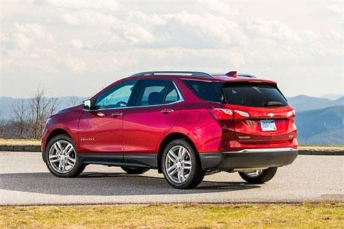 5. Chevrolet Equinox (doanh số: 90.109 chiếc).