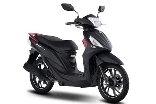 SYM Shark Mini 125 EFI.