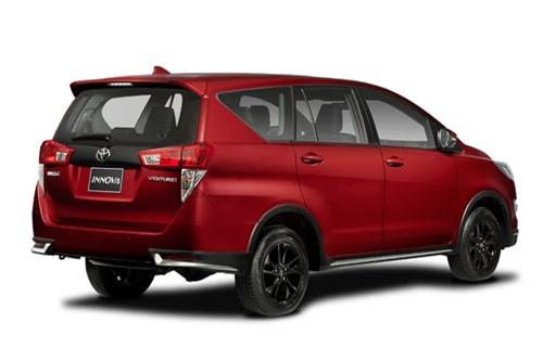 3. Toyota Innova (doanh số: 1.712 chiếc).