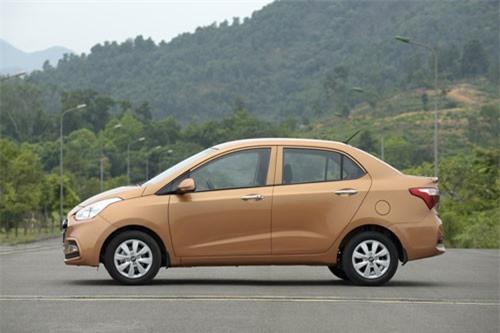 8. Hyundai Grand i10 (doanh số: 1.112 chiếc).
