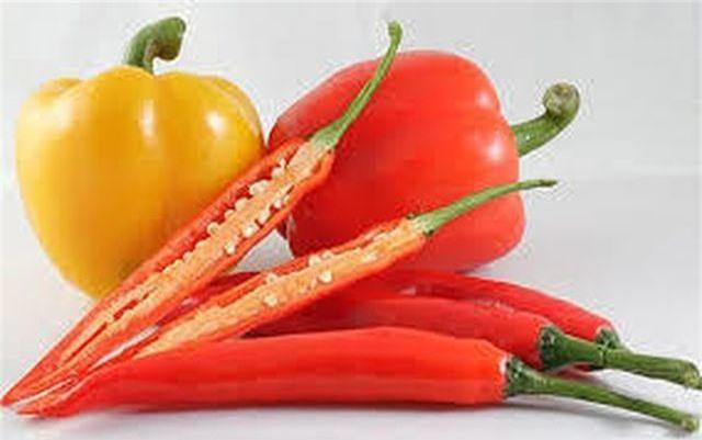 Bất ngờ với những lợi ích sức khỏe khi ăn ớt - 1
