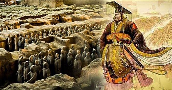 Bí ẩn thanh kiếm ngàn năm sắc lẹm trong mộ Tần Thủy Hoàng - ảnh 6