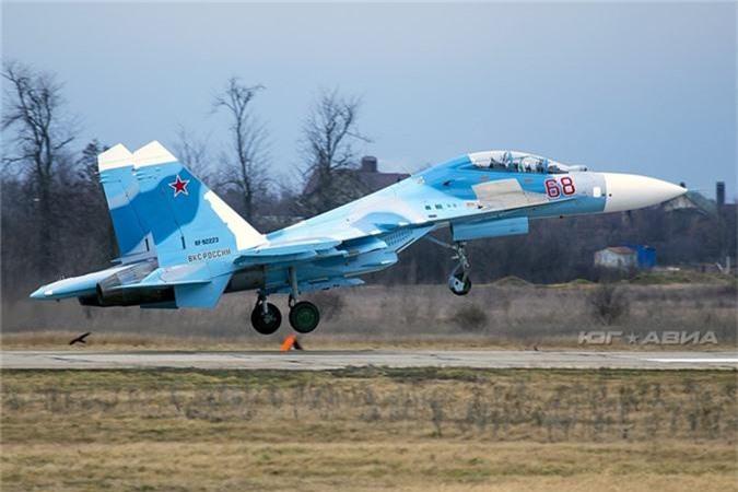 Tung quan may bay, Nga loi 5 chiec Su-30 doi dau ra dung not!